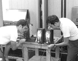 Draft Gauge Calibration (ca. 1965)