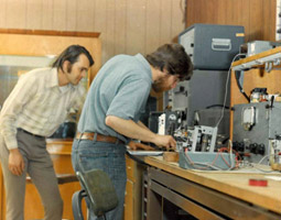 Electrical Calibration Lab (ca. 1972)