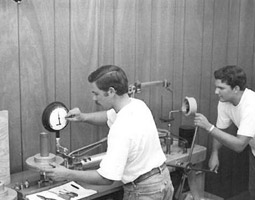 Gauge Calibration (ca. 1965)