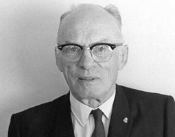 John E. Lind Sr., Founding Father (ca. 1968)