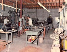 Machine Shop (ca. 1972)