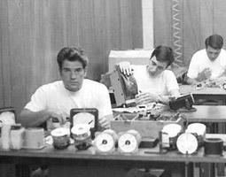 Meter Repair (ca. 1965)